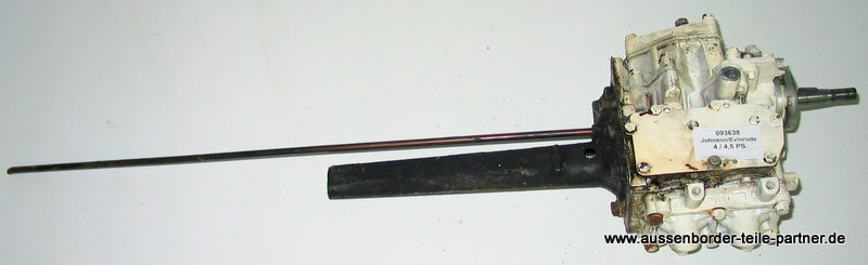 Kraftkopf Johnson 4/4,5 PS