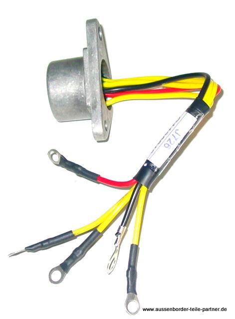 Gleichrichter Spannungsregler Evinrude / Johnson 25Amp Neuteil mit 3 ...