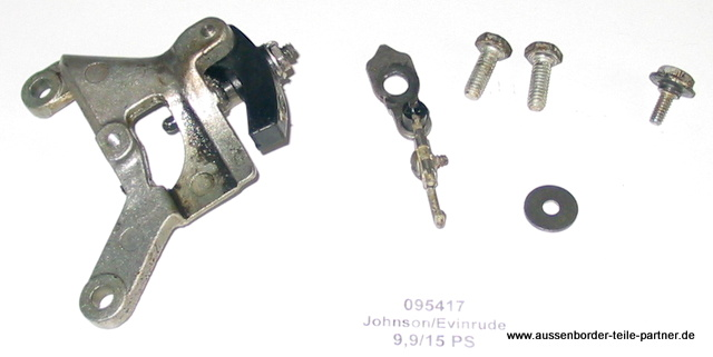 Mechanik Johnson / Evinrude 9,9 / 15 PS