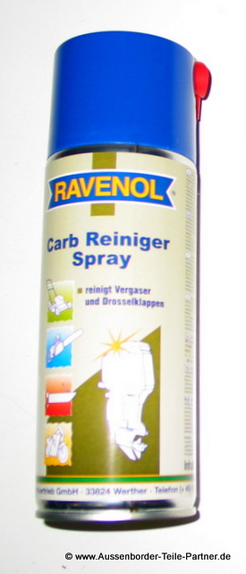 Vergaserreiniger Spray 400ml 1L/24,75€