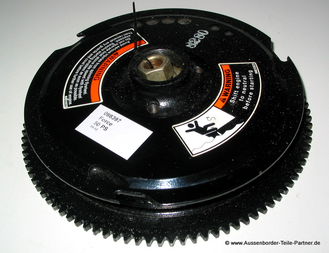Polrad Flywheel Force 40 / 50 PS