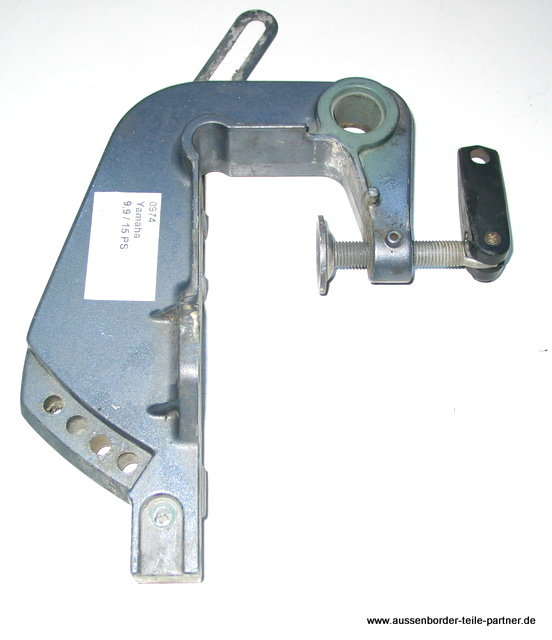 Yamaha 6/8 PS Bracket Motorhalter