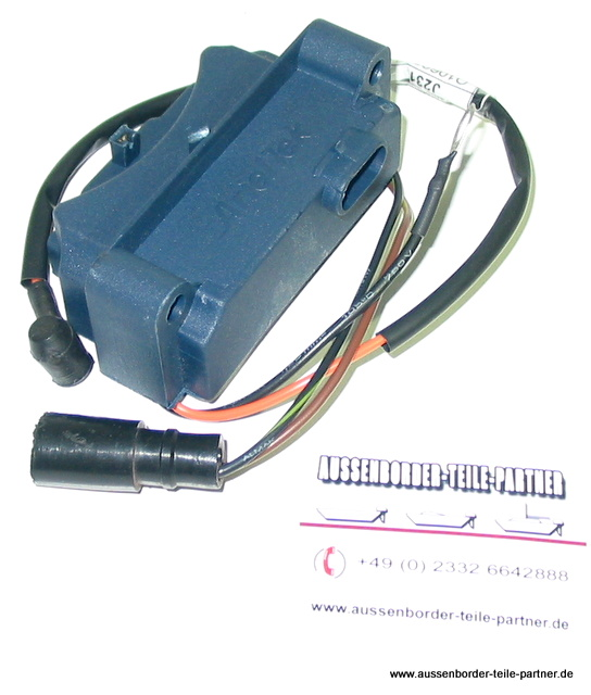 CDI Blackbox Ignition module Evinrude 10/15PS 0586505