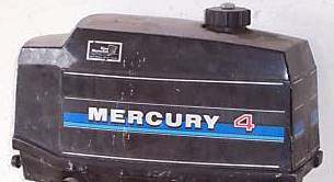 Mercury 4 PS