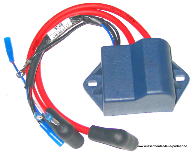CDI Blackbox Switchbox Suzuki 6/8 PS